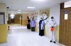 Düzce'de okullarda LGS temizliği