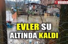 EVLER SU ALTINDA KALDI