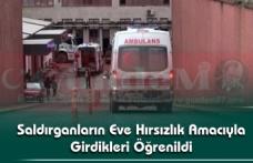 Belediye Başkanı  Üstün'ün Ağabeyi ve Yengesine Saldırmışlardı