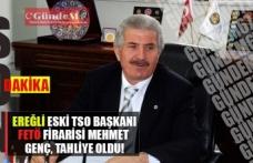 Fetö firarisi Mehmet Genç ilk mahkeme de tahliye oldu!