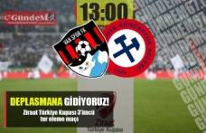 Zonguldak Kömürspor deplasmana gidiyor!!