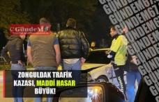 Zonguldak trafik kazası!!