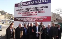 KANTAR KABUSU BİTTİ