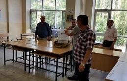 Karabük'te oy verme işlemi sona erdi