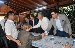 Yenice'de toplu bayramlaşma töreni yapıldı
