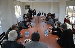 Başkan Vergili, gezici başkanlığı Kapullu'ya taşıdı