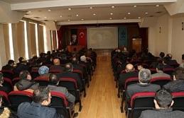 Safranbolu'da '10 Aralık Dünya İnsan Hakları Günü' programı