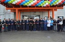 Düzce Üniversitesi Çocuk Acil Servisi törenle hizmete açıldı