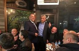 MHP Başkanı adayı Bıyık eskimeyen eski dostlar bir araya geldi