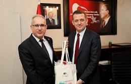 Milli Eğitim Bakanlığı Maarif Müfettişi Ali Yeni'den Ürkmezer'e ziyaret