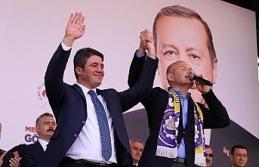 AK Parti Adayı Kaya'dan Bakan Soylu'ya destek teşekkürü