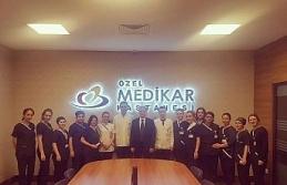 Medikar Hastanesi 'Bebek Dostu Hastane' ünvanını korudu