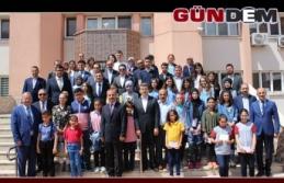 """""""Çaycuma Okuyor"""" Ödülleri dağıtıldı"""