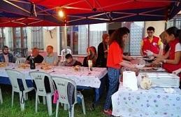 Gençlik merkezi evlere misafir oluyor