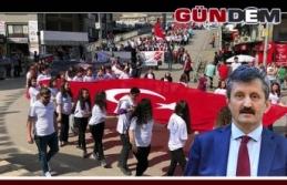 Tosun, Bağımsızlık Meşalesinin yıl dönümünü...
