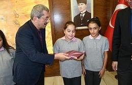 Başkan Vergili'ye ziyaret