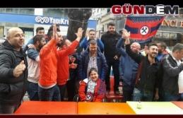 Başkan Caner ''Şanlıurfa maçına herkesi...