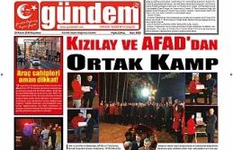 25 KASIM 2019 PAZARTESİ GÜNDEM GAZETESİ