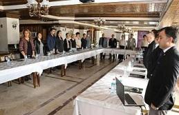 Altın Safran komite toplantısı yapıldı