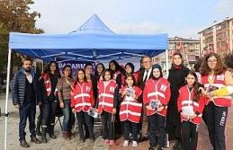 Başkan Köse'den kan bağışına destek