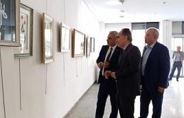 Düzce'nin kültür elçisi Altay bu kez Urfa'da sanatseverlerle buluştu