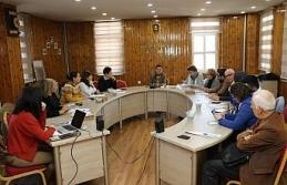 Festival icra komite toplantısı yapıldı