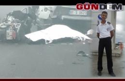 Güvenlik görevlisi genç hayatını kaybetti...