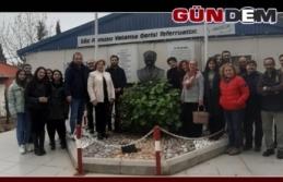 İzmir'de Çaycuma'yı temsil etti...