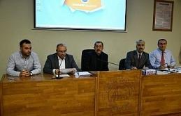 Karabük Belediyesi Meclis Toplantısı yapıldı