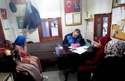 Safranbolu'da dilencilere yönelik çalışma