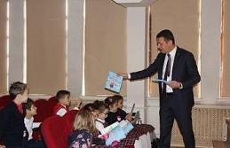 """Safranbolu'da """"Gelecek Okuyan Çocuklarla Şekillenecek"""" projesi"""
