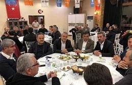 AK Parti'de tanışma ve kaynaşma programı