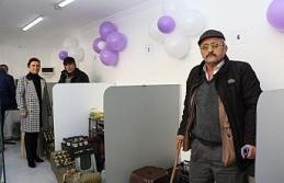 """Safranbolu'da """"lostra salonunu"""" açıldı"""