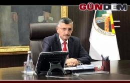 VALİ BEKTAŞ'DAN TEŞEKKÜR...