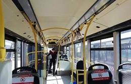 Tüm otobüslere genel bakım yapıldı