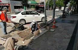 Düzce'de Kaldırımsız cadde ve sokak kalmayacak