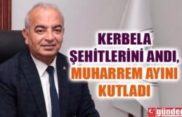 DEVREK BELEDİYE BAŞKANI BOZKURT, MUHARREM AYINI...