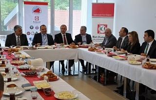 BATI KARADENİZ İŞBİRLİĞİ PLATFORMU BAŞKANLAR...