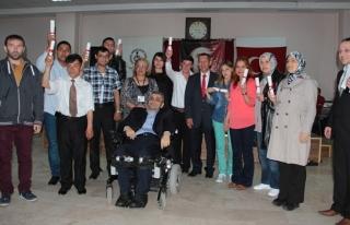 14. Engelliler Şenliği düzenlendi