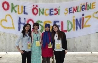""""""" OKUL ÖNCESİ ŞENLİĞİ"""" DÜZENLENDİ."""