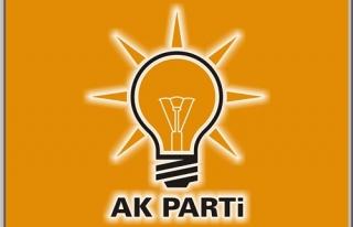AK PARTİ GENÇLİK KOLLARI BAŞKANI GÖREVİNDEN...