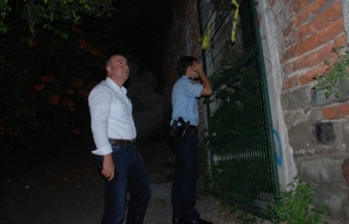 EREĞLİ POLİSİNDEN TİNERCİLERE OPERASYON