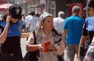 DOLANDIRILMAKTAN SON ANDA POLİS KURTARDI