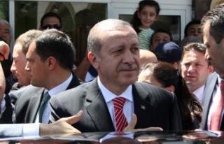 BAŞBAKAN ERDOĞAN, 'VİZYON BELGESİNİ' AÇIKLIYOR