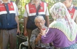 Dün ormanda bulunan yaşlı adam hayatını kaybetti
