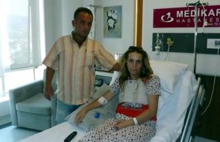 Dünyada 440 hastada görüldü ve yalnız o kurtuldu