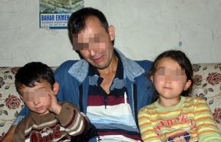 İki çocuğunu komşusuna bıraktı, internet´te...