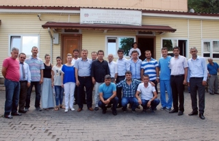 Ereğli'de sağlık çalışanlarına ulaşımda...