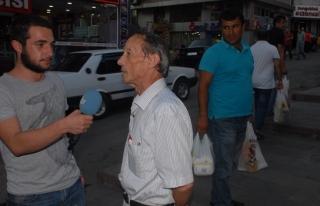 Zonguldak´lı vatandaşların Ahmet Davutoğluyorumu
