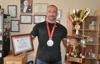Dörtyol'lu şampiyona 2 yıl men cezası